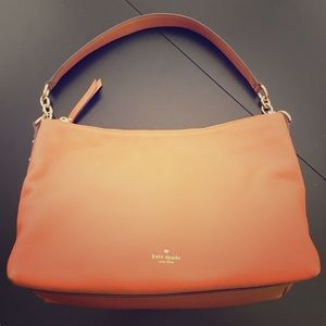 Kate Spade Alena Leather Crossbody Purse
